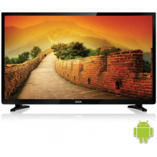 28 BBK 28LEX-7144/TS2C черный 1366x768, HD READY, 50 Гц, WIFI, SMART TV, DVB-T, DVB-T2, DVB-C, USB, HDMI