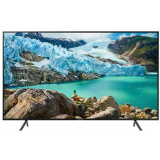 65 SAMSUNG 65RU7100 чёрный 3840x2160, Ultra HD, 100 Гц, WI-FI, SMART TV, AV, HDMI, USB, DVB-C, DVB-T2, DVB-S2