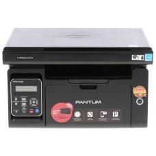 МФУ Pantum M6500W, WiFi, A4, лазерная, ч.б., 22 стр/мин, 1200x1200 dpi, 128Мб, лоток 150 стр, USB, черный