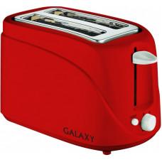 Тостер Galaxy GL2902 (800Вт.красн)