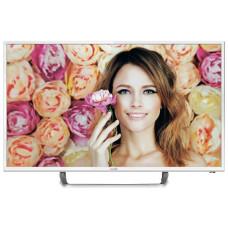 24 BBK 24LEM-1037/T2C белый 1366x768, HD READY, 50 Гц, DVB-T, DVB-T2, DVB-C, USB