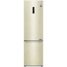 Холодильник LG GA-B509 SEKL бежевый (FNF)