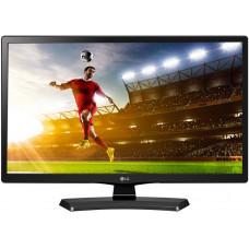 20 LG 20MT48VF-PZ чёрный 1366x768, HD READY, 50 Гц, DVB-T2, DVB-C, DVB-S2, USB, HDMI, мощность звука 10 Вт