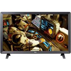 24 LG 24TL520V-PZ чёрный 1366x768, HD READY, 60 Гц, DVB-T2, DVB-C, DVB-S2, USB, HDMI