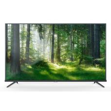 75 TCL L75P8MUS стальной 3840x2160, Ultra HD, 60 Гц, Wi-Fi, SMART TV, DVB-T2, DVB-C, HDMI, USB