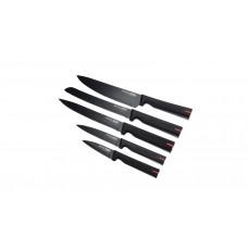 Набор ножей кухонных 6пр SATOSHI(803-303) Кассель, на подставке