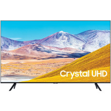 75 SAMSUNG 75TU8000 черный 3840x2160, Ultra HD, 100 Гц, WI-FI, SMART TV, пульт Smart Control, AV, HDMI, USB, DVB-C, DVB-T2, DVB-S