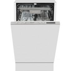 Встраиваемая посудомоечная машина Weissgauff BDW 4140 D (10 компл 3 корз 1/2 загр луч подсвет 45 см)