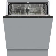 Встраиваемая посудомоечная машина Weissgauff BDW 6042 (60 см.12 комп.1/2 загр.)