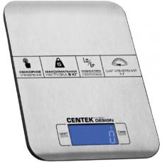 Весы кухонные CENTEK CT-2464 сталь