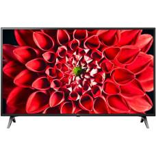 75 Телевизор LG 75UN7100 титан 3840x2160, Ultra HD, 100 Гц, Wi-Fi, SMART TV, Пульт Magic Remote в комплекте, DVB-T, DVB-T2, DVB-C, DVB-S2, AV, HDMI