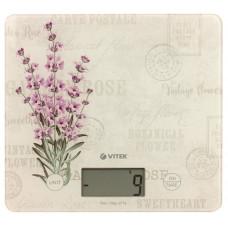 Весы кухонные Vitek VT-8020 BL (10кг)