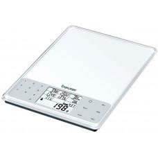 Весы кухонные электронные BEURER DS61 диетические макс.вес:5кг белый