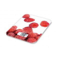 Весы кухонные электронные BEURER KS19 berry макс.вес:5кг рисунок