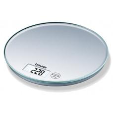 Весы кухонные электронные BEURER KS28 макс.вес:5кг серебристый