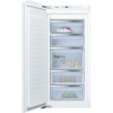 Встраиваемый морозильник BOSCH GIN41AE20R белый (однокамерный,No Frost)