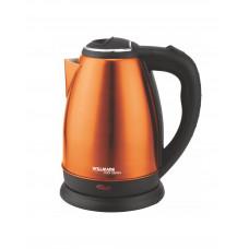 Чайник Willmark WEK-1808SS оранжевый (1.8л,нерж)