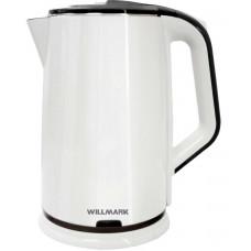 Чайник WILLMARK WEK-2012PS (2 л.термос,2-е стенки,белый)