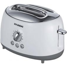 Тостер HYUNDAI HYT-8003 белый/серый