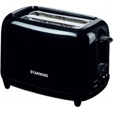 Тостер STARWIND ST7002 черный