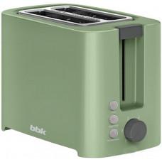 Тостер BBK TR81M зеленый