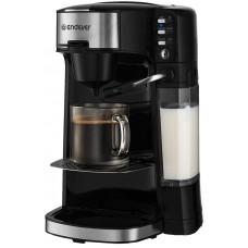 Кофеварка Endever Costa-1070, полуавтомат, эспрессо, капучино, д/молотового, черный