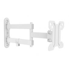 Крепление настенное I-Tech LCD123 White (100*100) 2 колена
