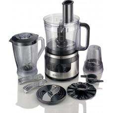 Кухонный комбайн GORENJE SBR800HC черный/серебристый