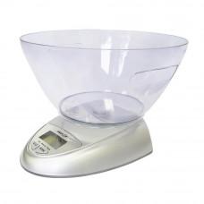 Весы кухонные с чашей Аксион ВКЕ-21 (5 кг)