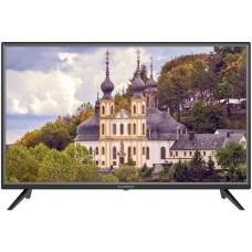 32 Starwind SW-LED32SA303 черный 1366x768, HD READY, 50 Гц, WIFI, SMART TV, DVB-T, DVB-T2, DVB-C, USB, HDMI