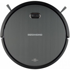 Пылесос-робот REDMOND RV-R650S черный