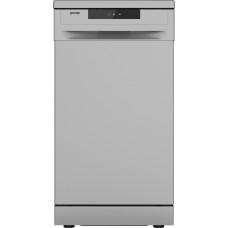 Посудомоечная машина 45см GORENJE GS52040S серый