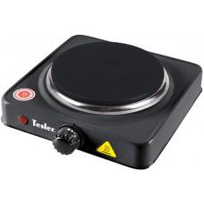 Плитка электрическая Tesler PE-13 (1 конф.чугун.черная)