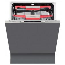 Встраиваемая посудомоечная машина 60см KUPPERSBERG GSM 6073 сереб.