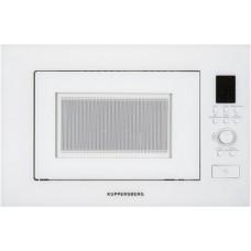 Встраиваемая микроволновая печь KUPPERSBERG HMW 650 WH белый (стекло)