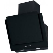 Вытяжка каминная наклонная MAUNFELD CRYSTAL PUSH 60 черный (стекло)