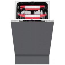 Встраиваемая посудомоечная машина 45см KUPPERSBERG GLM 4575 серебр.