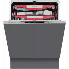 Встраиваемая посудомоечная машина 60см KUPPERSBERG GLM 6075 серебр.
