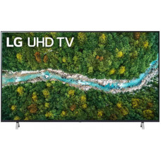 75 Телевизор LG 75UP7750 чёрный 3840x2160, Ultra HD, 50 Гц, Wi-Fi, SMART TV, DVB-T2, DVB-T, DVB-C, DVB-S2, USB, HDMI