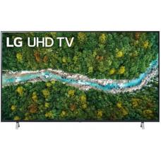 70 Телевизор LG 70UP7750 черный 3840x2160, Ultra HD, 50 Гц, Wi-Fi, SMART TV, DVB-T, DVB-T2