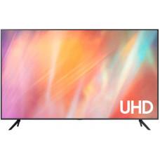 75 Телевизор SAMSUNG 75AU7100 титан 3840x2160, Ultra HD, 100 Гц, WI-FI, SMART TV, AV, HDMI, USB, DVB-C, DVB