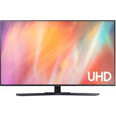 75 Телевизор SAMSUNG 75AU7500 черный 3840x2160, Ultra HD, 100 Гц, WI-FI, SMART TV, AV, HDMI, USB, DVB-C, DVB