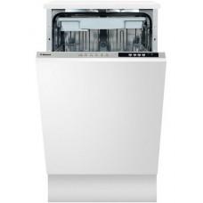 Встраиваемая посудомоечная машина Hansa ZIV446EH (LED 45cм 10 компл 1/2 загру.турбо сушка3 корз)