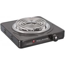 Плитка электрическая Willmark HS-115T1 (наст плитка спирал конф.*150 mm,1500Вт,  нерж.стали)