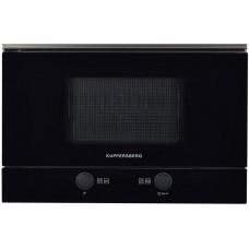 Встраиваемая микроволновая печь KUPPERSBERG HMW 393 B черный (стекло)