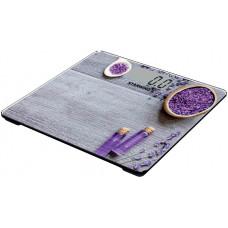 Весы напольные Starwind SSP6031 (рисунок/фиолетовый)